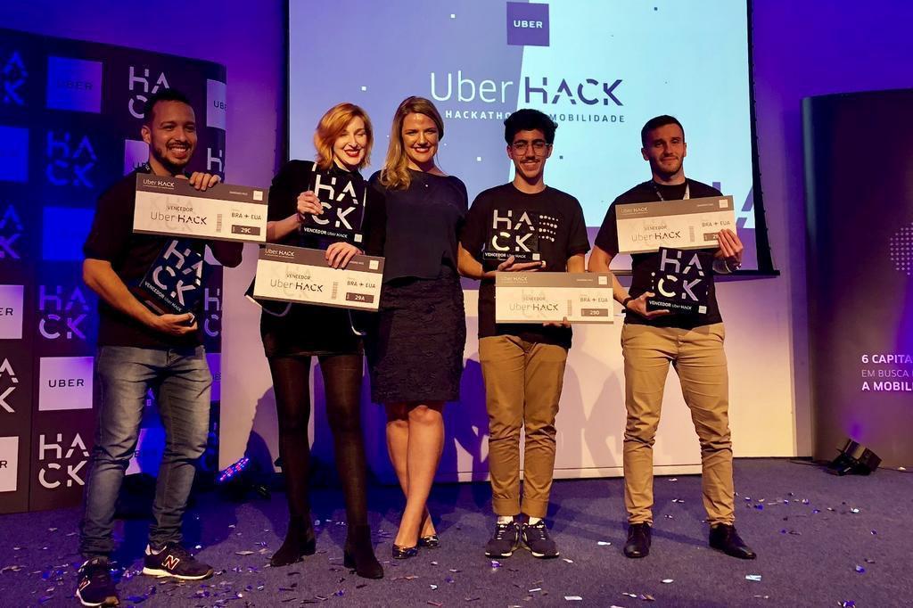 Uber promove evento para encontrar novas soluções para mobilidade em grandes cidades