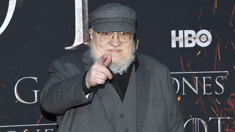 A série Game of Thrones já tem sucessores, diz George Martin
